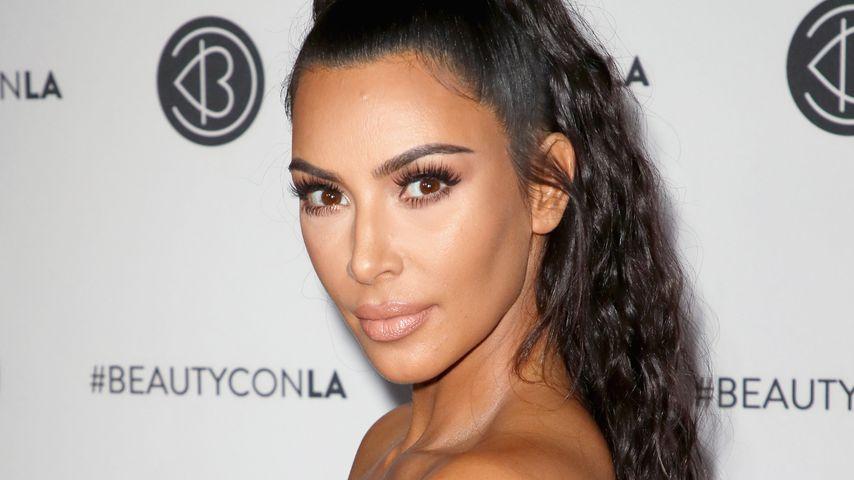 Netz-Hate für Kim K.: Hat sie ihre Haut dunkler gemacht?