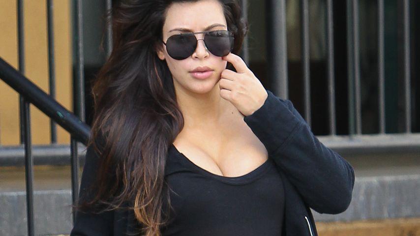 Kim Kardashian: Weight Watchers nach der Geburt?