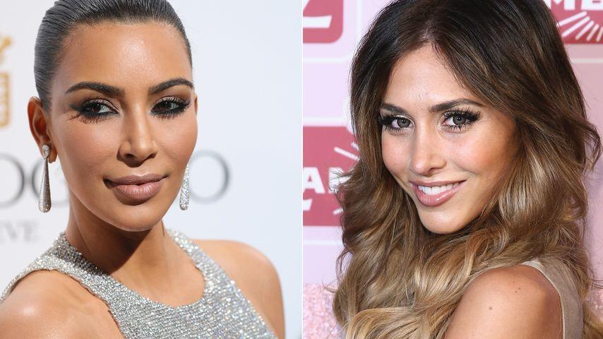 Bald BFFs? Ann-Kathrin Brömmel trifft auf Kim Kardashian!
