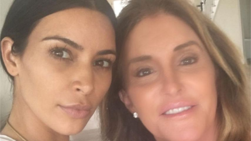 Aktuelles Bild? Caitlyn Jenner postet Birthday-Pic für Kim