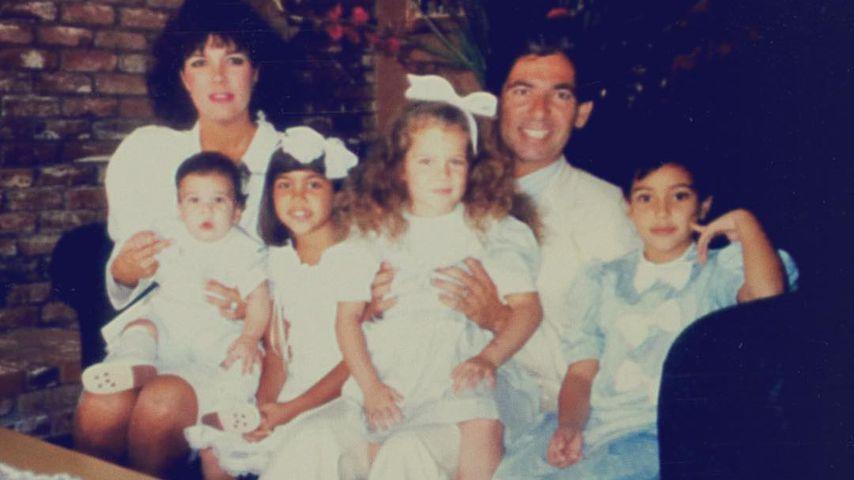 Familienalbum: So süß waren die Kardashian-Kids in den 80ern