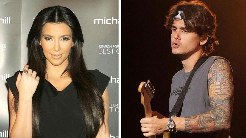 Kim Kardashian und John Mayer