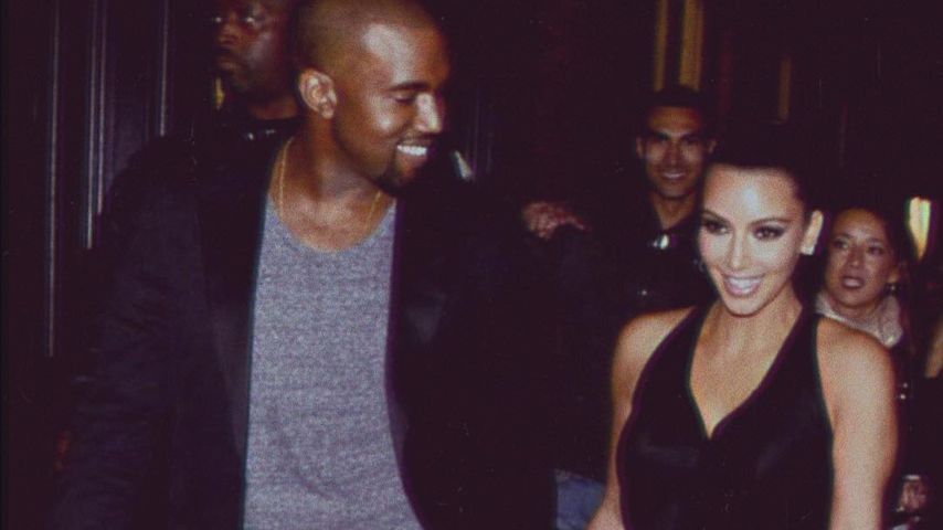 Leihmutter schwanger: Kanye & Kim erwarten Baby Nr. 3!