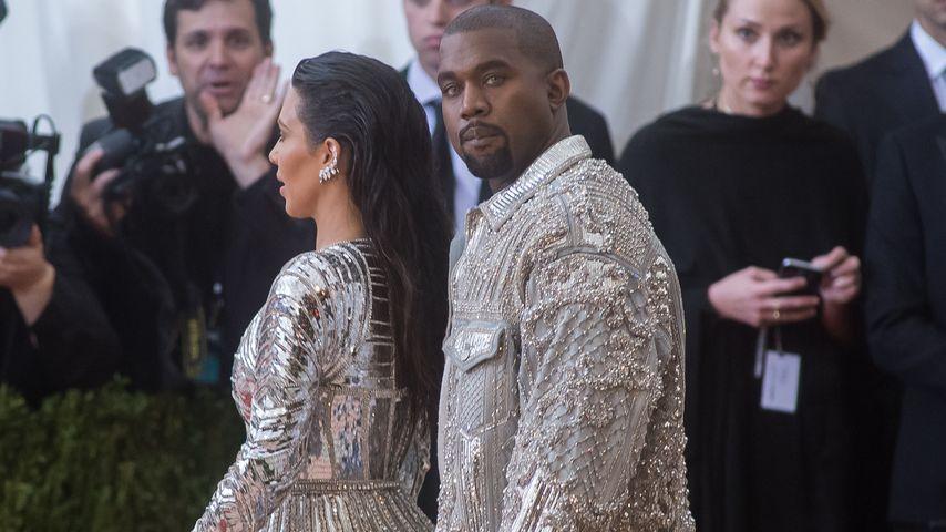 Thanksgiving ohne Kim? Kanye West bleibt im Krankenhaus