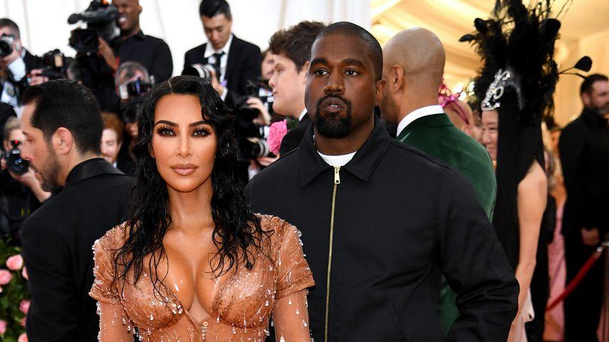Psalm West: Kim K. und Kanye spalten Fans mit Babynamen