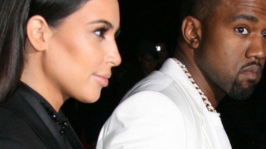 Wie bitte? So wollen Kim & Kanye ihr Baby nennen!