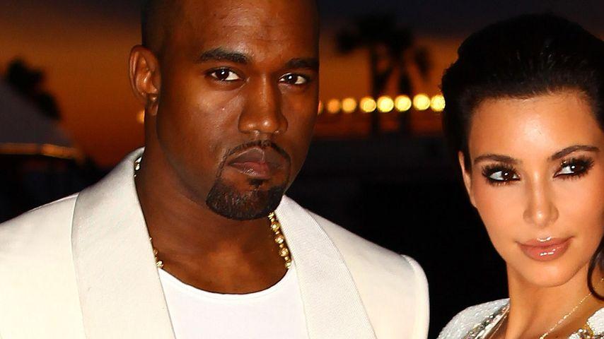 Kim und Kanye: Blitz-Hochzeit in Las Vegas?