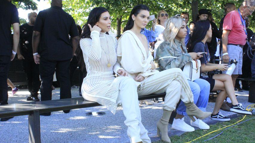 Keine Lust mehr auf Kanye? Kardashians fehlen bei Modenshow!