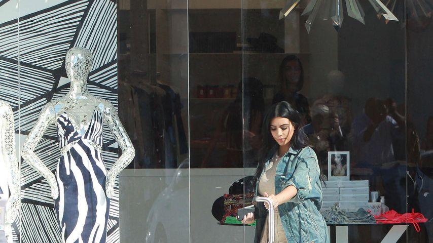 Brandstiftung: Kardashian-Store fast durch Feuer zerstört