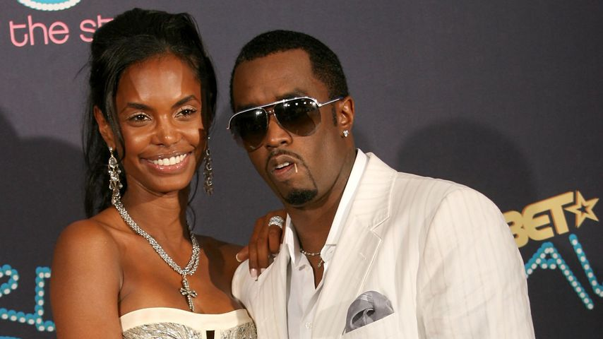 Kim Porter und Diddy 2006 in Los Angeles