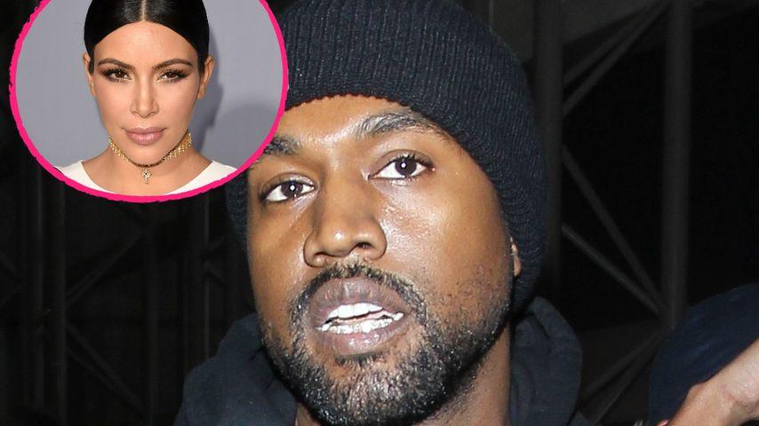 Dank Kims Videospiel: Kanye West ist raus aus den Schulden!