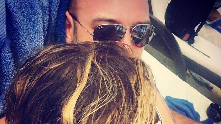 Liebesurlaub: So verknallt turtelt Kim Gloss mit ihrem Alex!