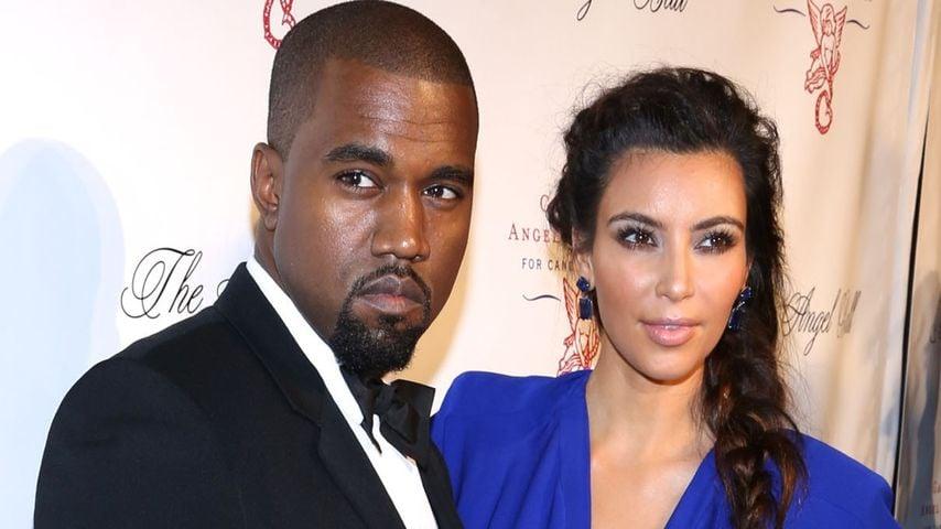 Zu früh gefreut: Kim und Kanye sind nicht verlobt!