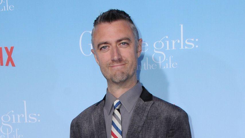 """Kirk-Darsteller Sean Gunn bei der """"Gilmore Girls: A Year In The Life""""-Premiere in LA"""