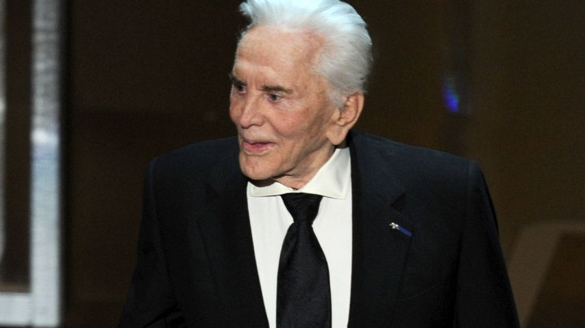 Kirk Douglas bei den Academy Awards 2011