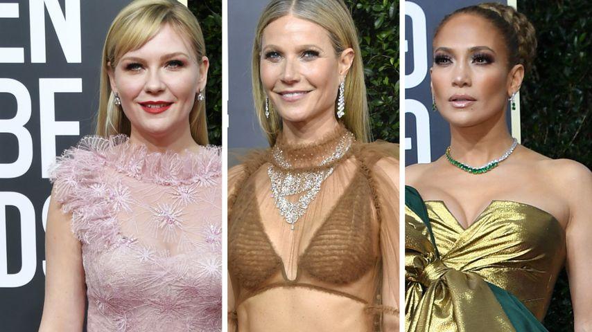 Das sind die aufregendsten Looks der 77. Golden Globes!