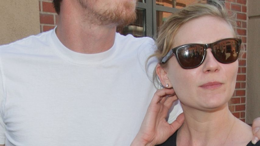 Kirsten Dunst und Garrett Hedlund