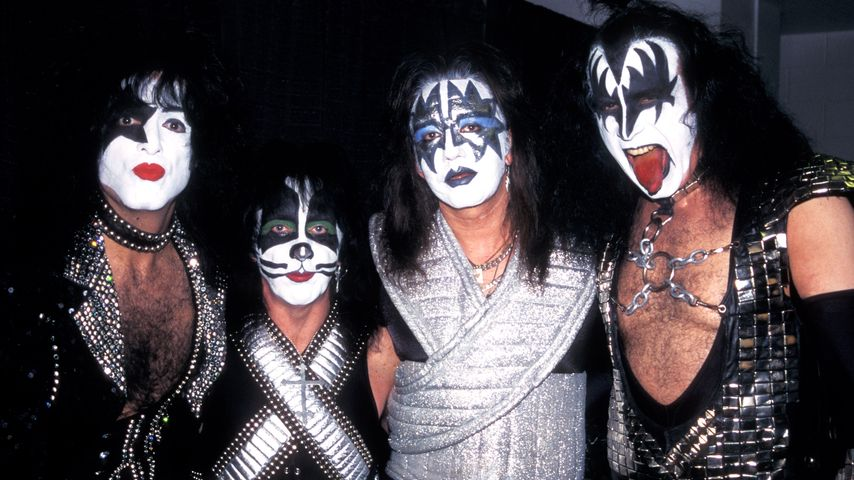 Kiss und Ace Frehley