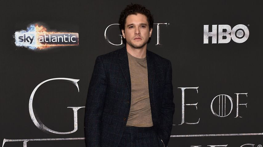 Kit Harington im April 2019