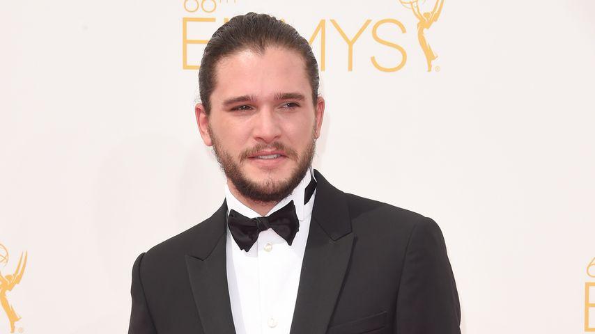 """Kit Harington bei den """"Emmy Awards"""" 2014"""