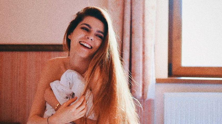 Verplante Klaudia mit K: Fast ohne Schlüpfer losgegangen!