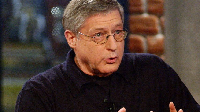 ARD-Moderator Klaus Bednarz (✝72) ist verstorben