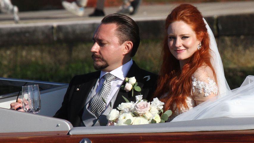 Glückliche Ehefrau: So schön hat Barbara Meier geheiratet!