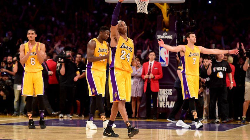 Kobe Bryants und die Los Angeles Lakers 2016