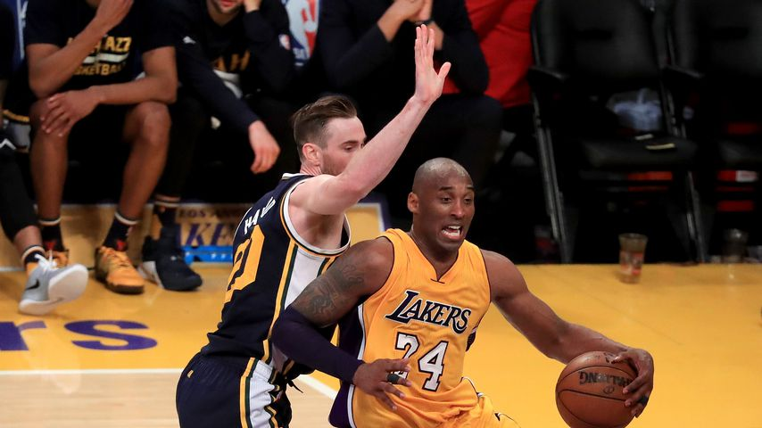 Kobe Bryant, Basketball-Star