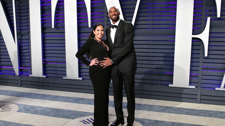 Zwei Jahrzehnte: So lief Kobe und Vanessa Bryants Ehe ab
