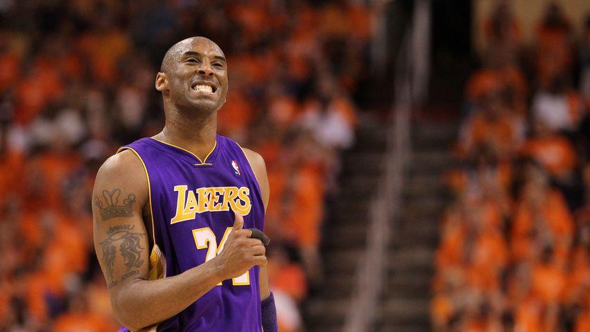 Kobe Bryant im Mai 2010