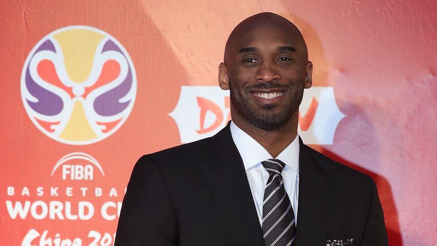 Kobe Bryant im März 2019