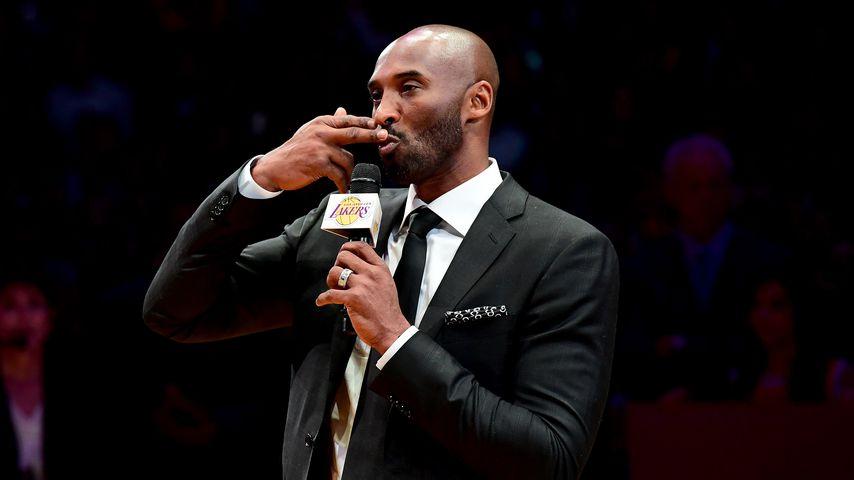 Kobe Bryant im Dezember 2017