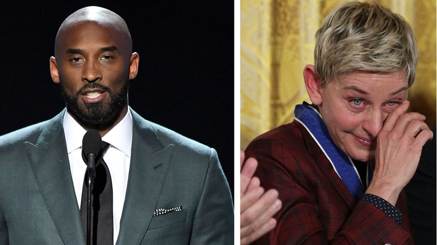 Wegen Kobe Bryant: Ellen DeGeneres weint in ihrer Show
