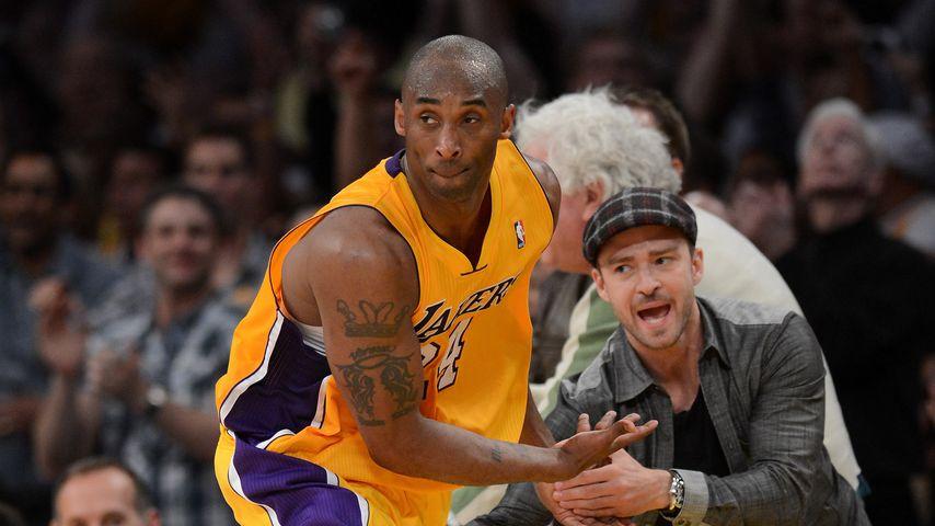 Justin Timberlake über letztes Gespräch mit Kobe Bryant (†)