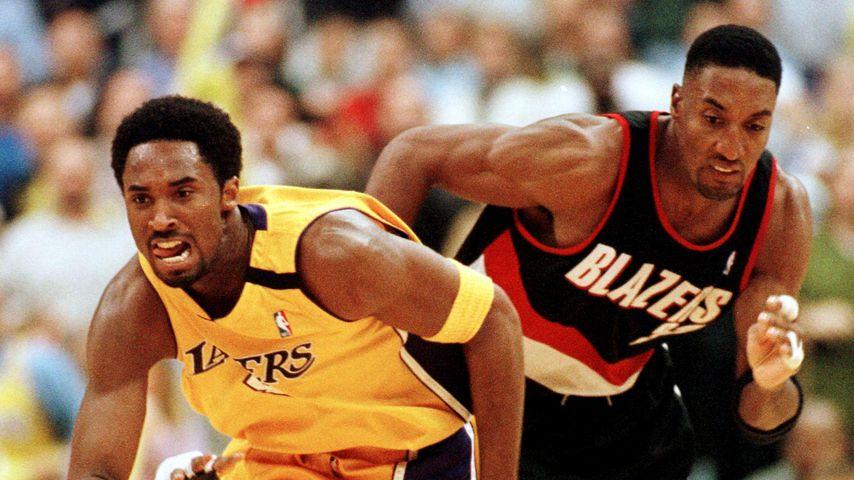 Kobe Bryant und Scottie Pippen, 1999