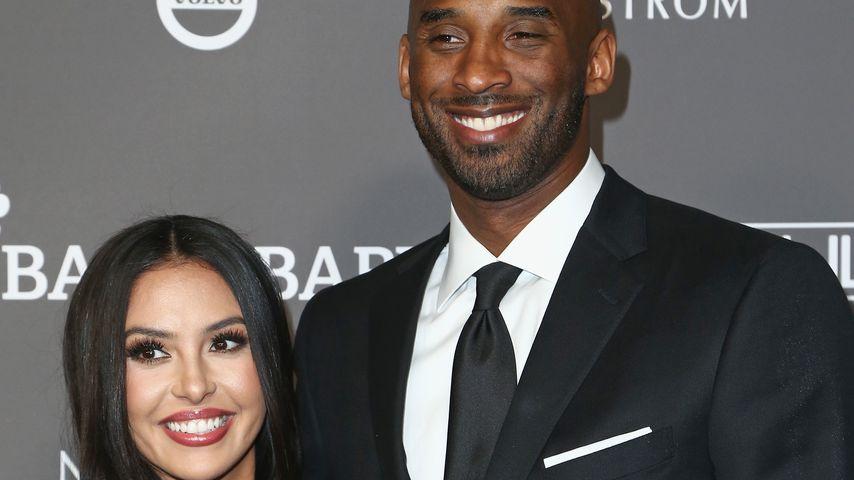 Wie schön! NBA-Star Kobe Bryant wird zum vierten Mal Papa