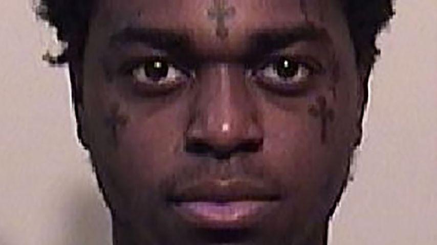 Kodak Black bei seiner Verhaftung im April 2019