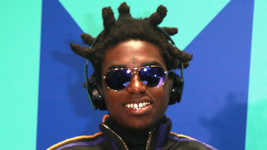 Kodak Black bei den MTV Video Music Awards 2017