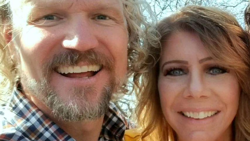 Kody und seine Ehefrau Meri Brown