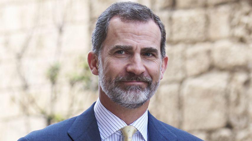 Womanizer! Turtelte König Felipe mit diesem Hollywood-Star?