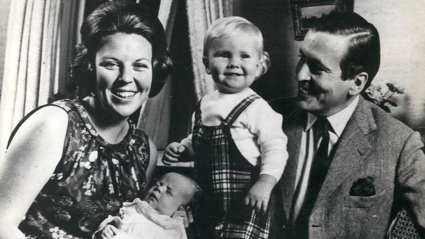 Wie süß: Dieser Mini-Royal wird heute schon 50 Jahre alt!