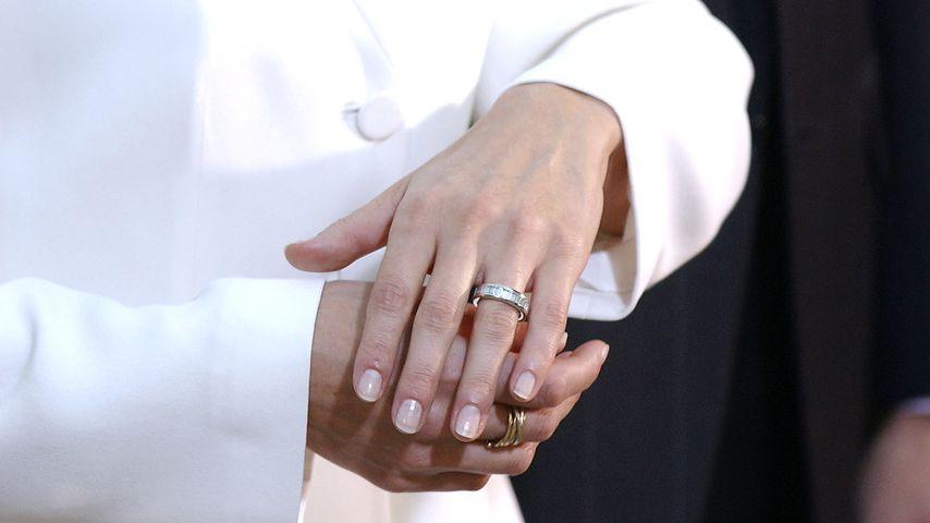 Der Verlobungsring von Königin Letizia von Spanien