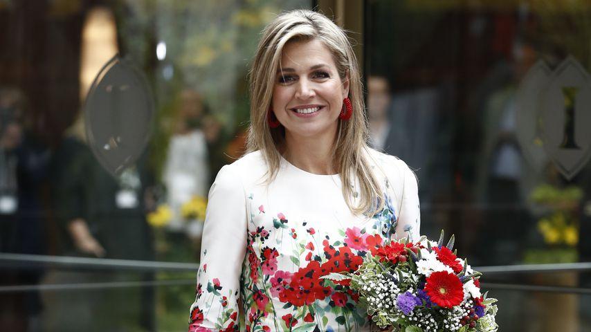 Königin Maxima: Sie ist die mutigste royale Fashionista!