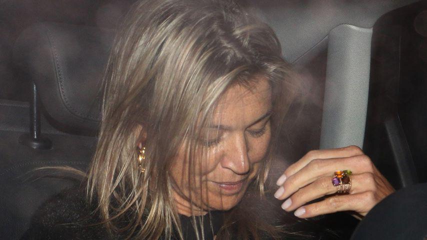 Bewegende Trauerfeier: Königin Máxima singt für toten Vater