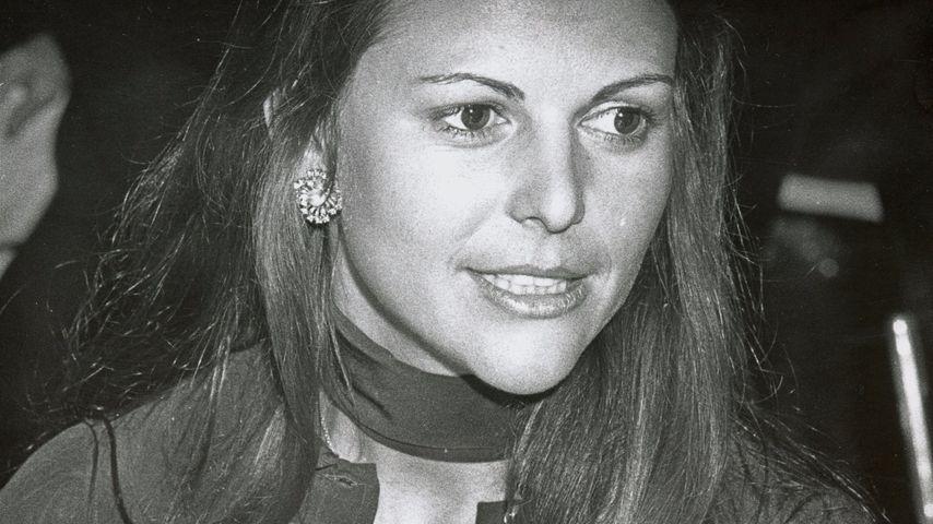 Königin Silvia von Schweden 1972 in München