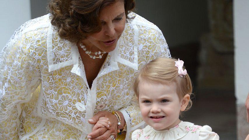Königin Silvia: Als Oma ist sie ganz entspannt