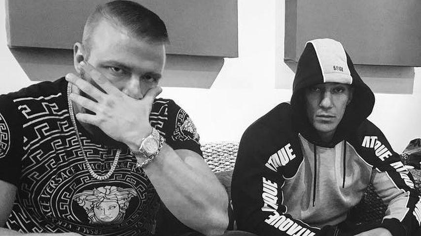 Kollegah und Farid Bang Rapper