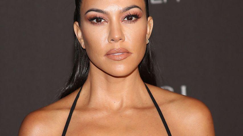 Kourtney Kardashian, Fernsehbekanntheit