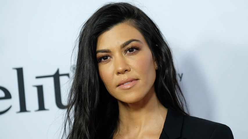 """""""Bizarr"""": So denkt Kourtney Kardashian über Affäre ihres Ex!"""